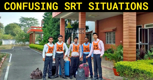 CONFUSING SRT SITUATIONS