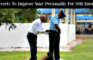 32 Secrets To Improve Your Personality For SSB Interview