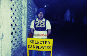Angad Got Recommended from 20 SSB Bhopal in 7th Attempt