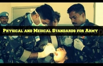 Army Medical Standards