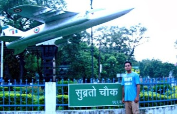 Gaurav Mamgain, Recommended for IAF Through UES Entry