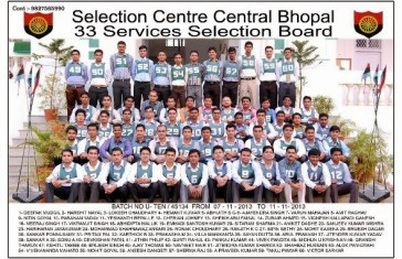 My Experience at 33 SSB Bhopal