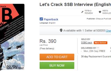 Best SSB Interview Book