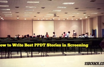 PPDT Stories in Screening