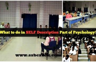 SSB Psychology