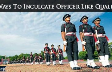 15 Ways To To Inculcate Officer Like Qualities