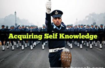 Acquiring Self Knowledge