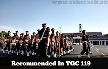 Recommended In Technical Graduate Course TGC 119