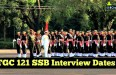 tgc 121 ssb interview