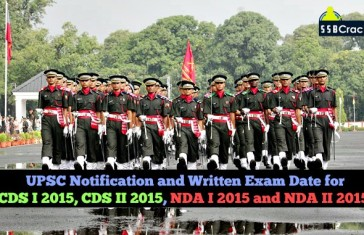 upsc cds and nda notification
