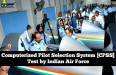 CPSS Test by Indian Air Force