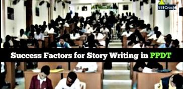 PPDT story writing