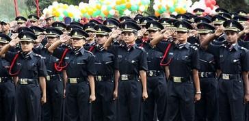 lady officers OTA Chennai