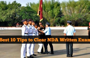 Best 10 Tips to Clear NDA Written Exam