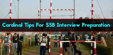 Cardinal Tips For SSB Interview Preparation