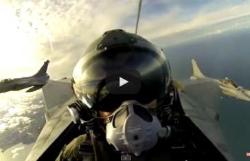 Dassault Rafale MRCA Maneuvers