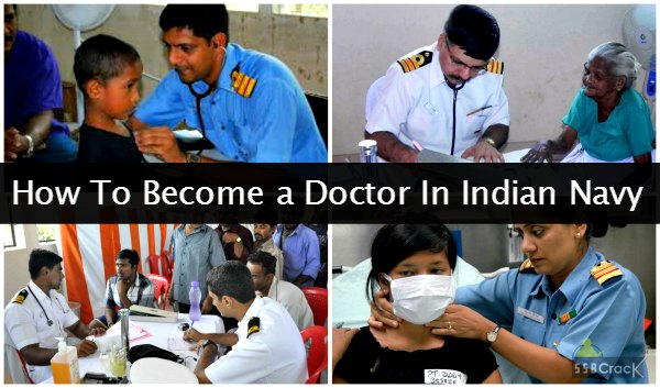 How To Become A Doctor In Indian Navy