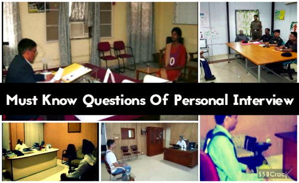 Must Know Questions Of Personal Interview
