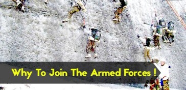 Why To Join The Armed Forces