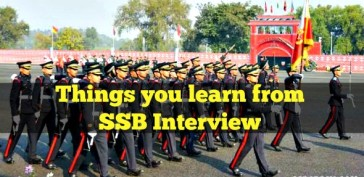 what to learn from ssb interview