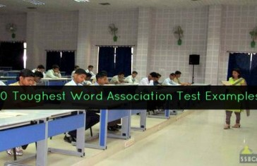 20 Toughest Word Association Test Examples