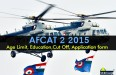 AFCAT 2 2015 Eligibility Age Limit Education Qualification Cut Off Application form www.careerairforce.nic.in