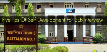 Five Tips Of Self-Development For SSB Interview
