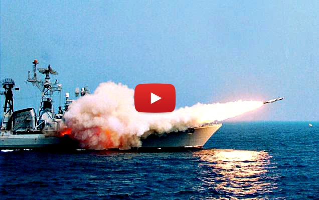 Watch The Beast Brahmos Supersonic Cruise At 2 8 Mach 2 8