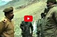 Indian army with pakistani soldiers