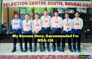 My Success Story, Recommended For NDA-134