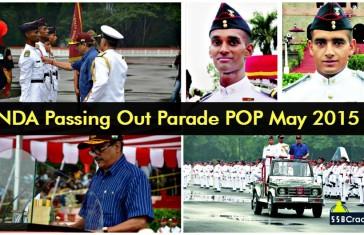 NDA Passing Out Parade POP May 2015