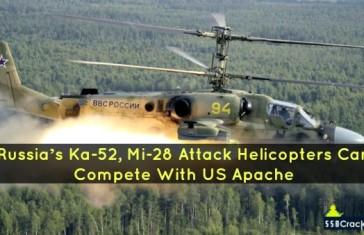 Russia's Ka-52