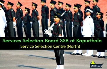 Service Selection Centre (North)