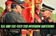 TGC and SSC-Tech SSB Interview Questions