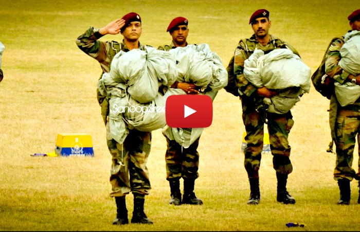 Watch Elite Warriors Of Indian Army Para Commandos