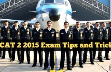 afcat 2 2015 exam tips and tricks