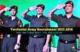 territorial army recruitment 2015 2016 ssbcrack