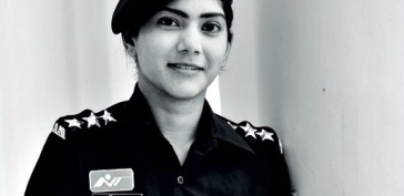 Captain Divya Ajith Kumar