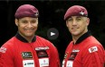 Red Devil Saves Team-mate In Mid-Air As Parachute Fails. Parachutists in the British army's Red Devils team, Corporal Mike French and Corporal Wayne Shorthouse, describe how a mid-air collision caused one of their parachutes to collapse. The incident happened at an airshow in Whitehaven, Cumbria, on Friday and saw French have a narrow escape in front of hundreds of spectators after he was caught mid-air by his fellow team member.