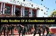 Daily Routine Of A Gentleman Cadet At IMA