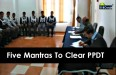 Five Mantras To Clear PPDT
