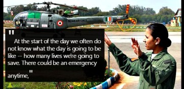 Flying Officer Anupam Chowdhry