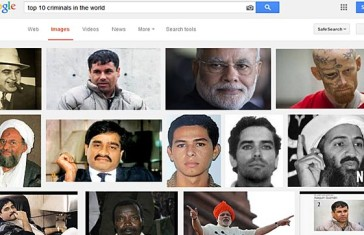 Google Apologises After PM Modi's Images Turn Up In 'Top 10 Criminals In India'