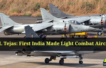 HAL Tejas First India Made Light Combat Aircraft