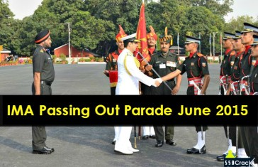 IMA Passing Out Parade POP Picture 1
