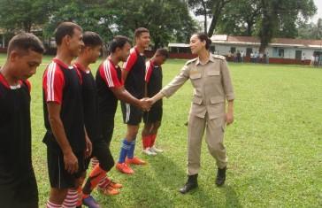 IPS Officer Sanjukta Parashar