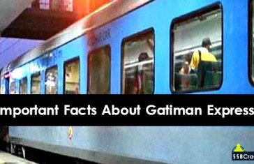 Important Facts About Gatiman Express