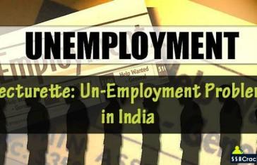 Lecturette-Un-Employment-Problem-in-India