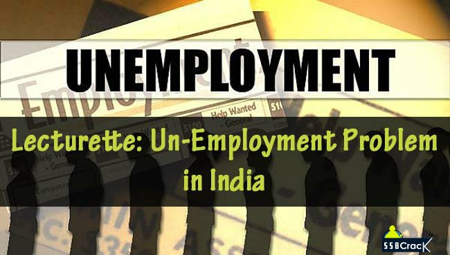 unemployment in india essays Unemployment is a serious problem of india we must check the fast rising population of india the education system of our country should be made need-based.