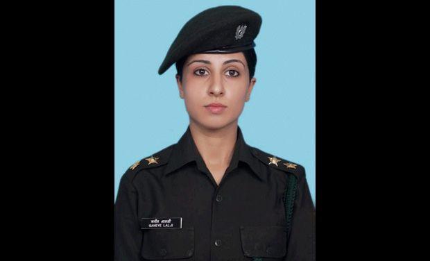 Lieutenant Ganeve Lalji